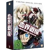 Blood Blockade Battlefront Limited Edition Vol. 1-3