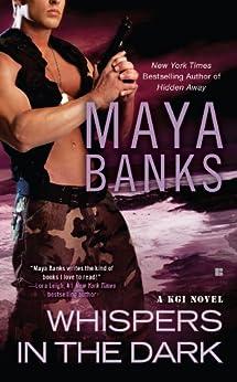 Whispers in the Dark (KGI series) di [Banks, Maya]
