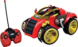 IMC Toys - Coche Megaforce Rc Power Rangers incluye una figura al volante (43-355224)
