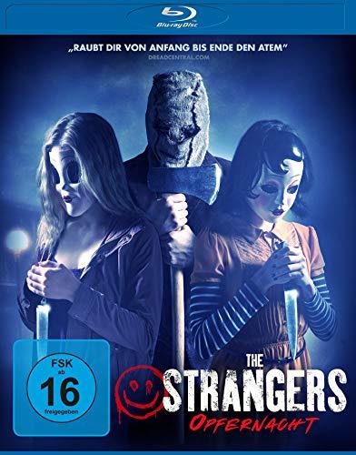 The Strangers - Opfernacht [Blu-ray]