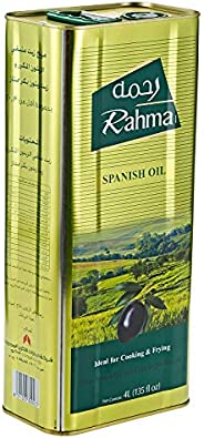 Rahma Olive Oil Tins Pomace - 4 Liter