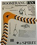 Boomerang le SPIRIT - 50 gr - Zweiflügler Bumerang, Typ:Linkshänder