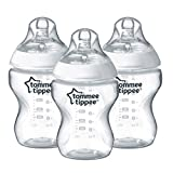 Tommee Tippee Closer to nature Promotion Anti-Kolik-Flasche PP 3 x 260 ml thumbnail