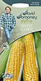 Mr Fothergills - Vegetable - David Domoney Sweetcorn Swift F1 - 35 Seeds