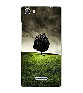 MICROMAX CANVAS 5 TREE Back Cover by PRINTSWAG