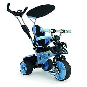 Injusa- City Triciclo, Color azul (3261)
