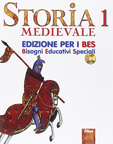 Storia. Ediz. B.E.S. Con CD Audio. Per la Scuola media: 1