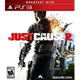 Square Enix Just Cause 2, PS3 - Juego (PS3)
