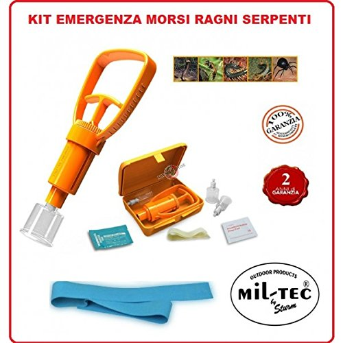 Mil-Tec Snake Bit Kit