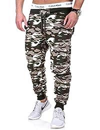 MT Styles pantalon de sport Camouflage MA-2095