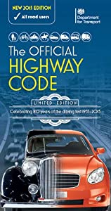 The official highway code from Stationery Office