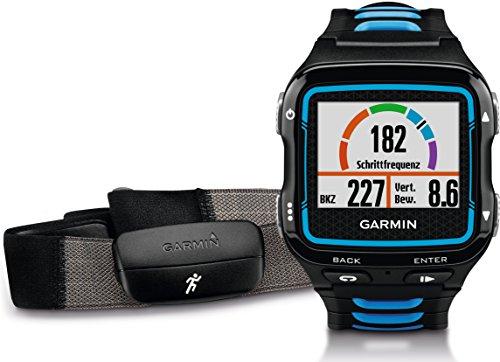 Preisvergleich Produktbild Garmin Forerunner 920XT Multisport-GPS-Uhr - Schwimm-,  Rad-,  Laufeffizienzwerte,  Smart Notification,  inkl. Herzfrequenz-Brustgurt,  1, 3 Zoll (3, 3cm) Display