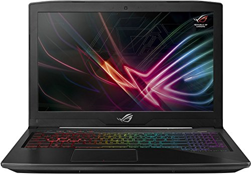 ASUS ROG Strix Core i7 8th Gen 15.6-inch Laptop (8GB/1TB+128GB SSD/Windows 10/4GB Graphics/Black Metal/2.6kg), GL503GE-EN041T