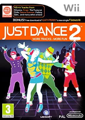 Just Dance 2 (Wii) by Ubisoft