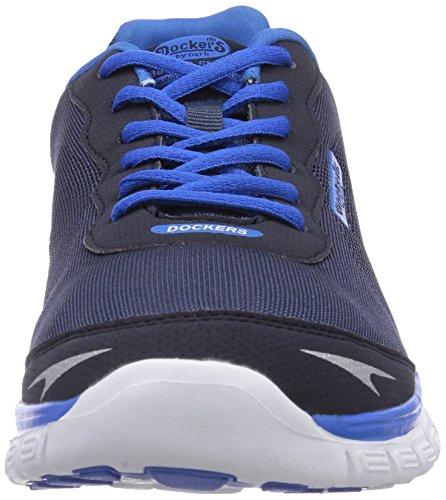 Dockers by Gerli  36LN001, Sneakers basses homme Bleu - Blau (navy 660)