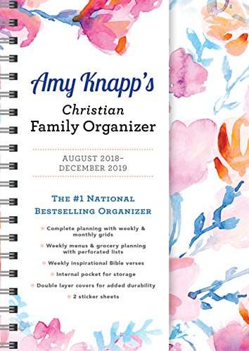 Family christian the best amazon price in savemoney 2019 amy knapps christian family organizer august 2018 december 2019 fandeluxe Choice Image