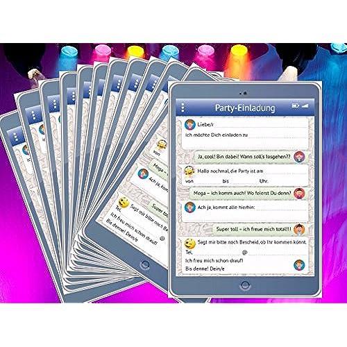 Geburtstags einladungskarten for Amazon einladungskarten