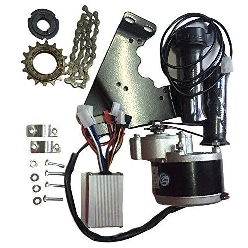 Meiyiu 24V 250W Controlador de Motor Kit de conversión de Bicicleta eléctrica...