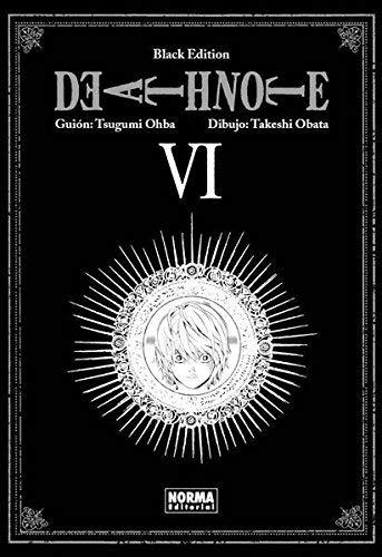Death Note, Black edition 6 by Takeshi Obata;Tsugumi Obha(2013-08-01)