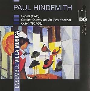 Septett/Quintett/Oktett - Ensemble Villa Musica, Paul