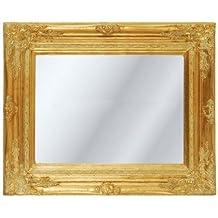 suchergebnis auf f r spiegel mit goldrahmen. Black Bedroom Furniture Sets. Home Design Ideas