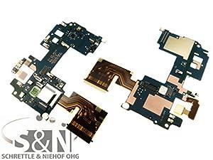 NG-Mobile Original HTC ONE 2 M8 Obere Platine board Elektronik Ein Aus Schalter Mikrofon