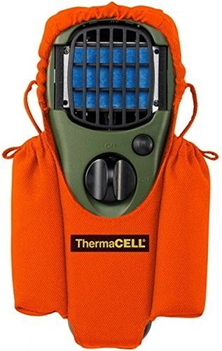 ThermaCELL Holster with Clip for ThermaCELL Appliance Safety Orange by Thermacell