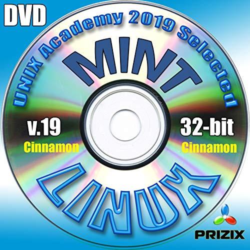 mint cinnamon 19 linux dvd 32-bit installazione completa comprende gratuito esame unix accademia di valutazione