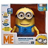BRAND NEW Despicable Me Talking Dave