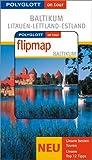 Baltikum - Buch mit flipmap: Litauen/Lettland/Estland - Stefanie Bisping