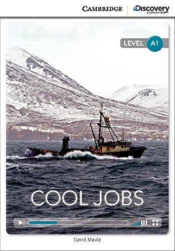 Cool Jobs Beginning Book with Online Access (Cambridge Discovery Interactiv)
