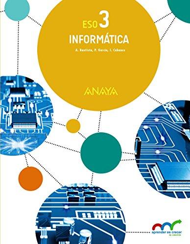 Informática 3. (Aprender es crecer en conexión) - 9788467888041 por Pablo García Núñez