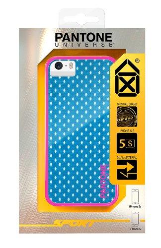 Pantone Universe Clip-On Schutzhülle Case für iPhone 5 - 19-1762 Crimson Mesh Pink