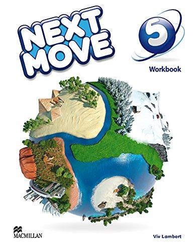 Next Move Level 5 Workbook por Viv Lambert