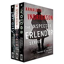 The Inspector Erlendur Series, Books 1-3: Jar City, Silence of the Grave, Voices (An Inspector Erlendur Series) (English Edition)
