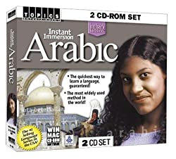 Topics Entertainment Instant Immersion Arabic (2 CDs)