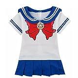 sibaway Pyjama Cosplay Geek | Déguisement Bébé Manga | Costume Original et Rigolo | 100% Coton (19-24 Mois)