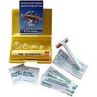 Sawyer Extraktionspumpe für Bienenstich und Snake Biss, B4 preisvergleich bei billige-tabletten.eu
