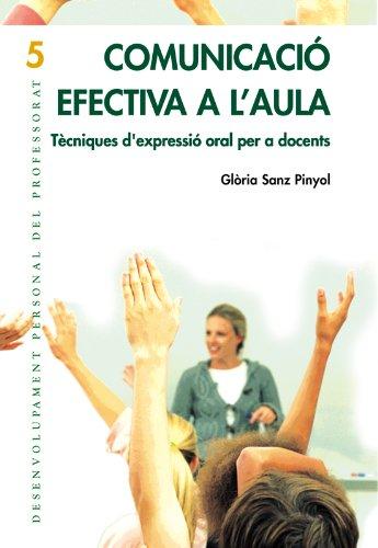 Comunicació efectiva a l'aula: 005 (Desenvolupament Personal)