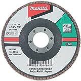 Makita D-28232 Makita Flap Disc 180Mm C180 Flat - Multi-Colour