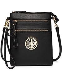b118a42e06 Miss Lulu Borsa a tracolla da donna per donna alla moda borsa messenger per  donne