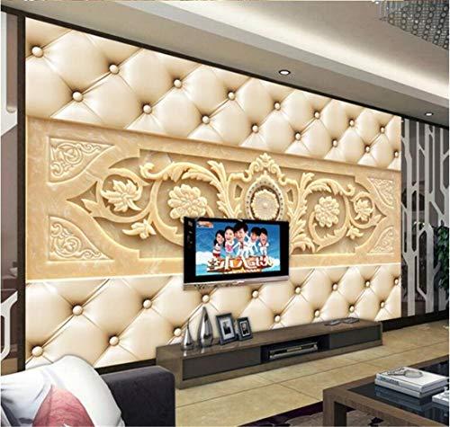 LANYU Wallpaper 3D TV Hintergrund Wand Papier Modernen Minimalistischen Wohnzimmer Schlafzimmer Tapete Dekoration Videowand, 250 * 175 cm