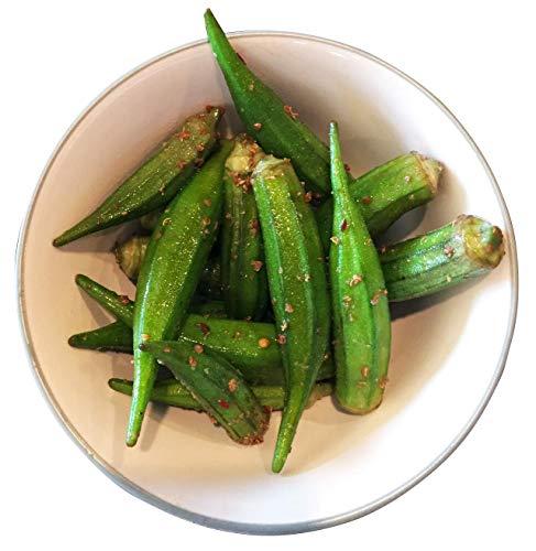 Okra Grün 100 Samen -Abelmoschus esculentus- ***Kalorienarme***