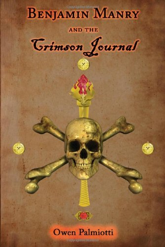 Benjamin Manry and the Crimson Journal Cover Image