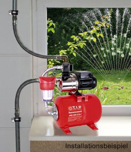 T.I.P. HWW 1000/25 Plus F 31144 Hauswasserwerk - 2