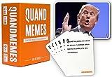 Quand Memes, le jeu de soirée 100% MEMES | jeu pour adultes