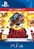 Tembo The Badass Elephant [Jeu complet][Code Jeu PSN PS4 - Compte français]