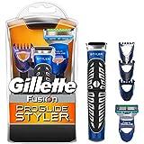 Gillette Fusion ProGlide Styler 3-in-1 (Razor, Beard Trimmer, Edging Blade)