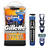 Gillette Fusion ProGlide Styler 3-in-1 (Razor, Beard Trimmer, Edging Blade)