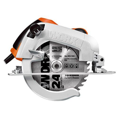 WORX WX445 - SIERRA CIRCULAR 1 600W